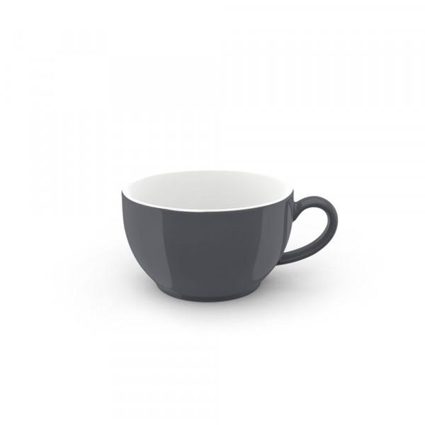 Dibbern Solid Color anthrazit Kaffee Obertasse 0,25 l