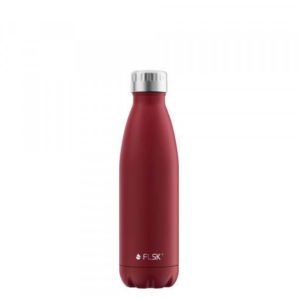 FLSK Vakuum Isolierflasche 500 ml Bordeaux