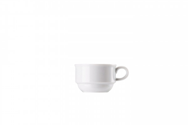 Thomas Trend weiß Espresso-Obertasse stapelbar