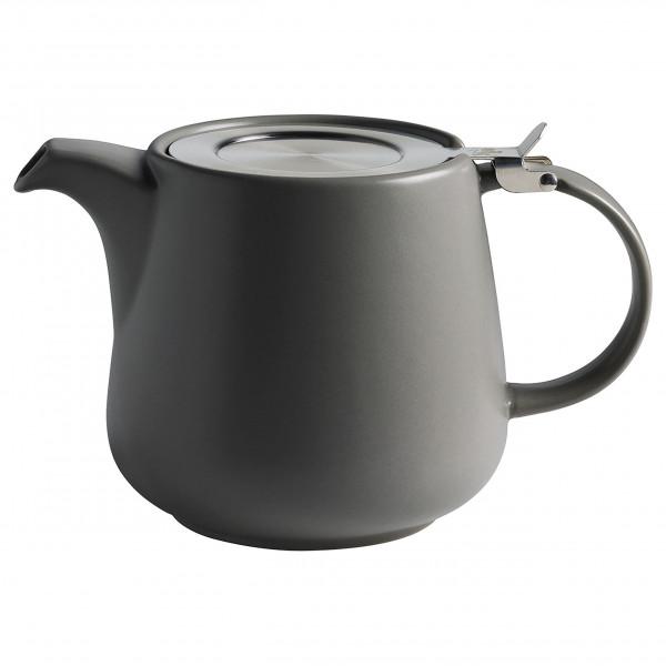 Maxwell & Williams Tint Teekanne 1200 ml dunkelgrau