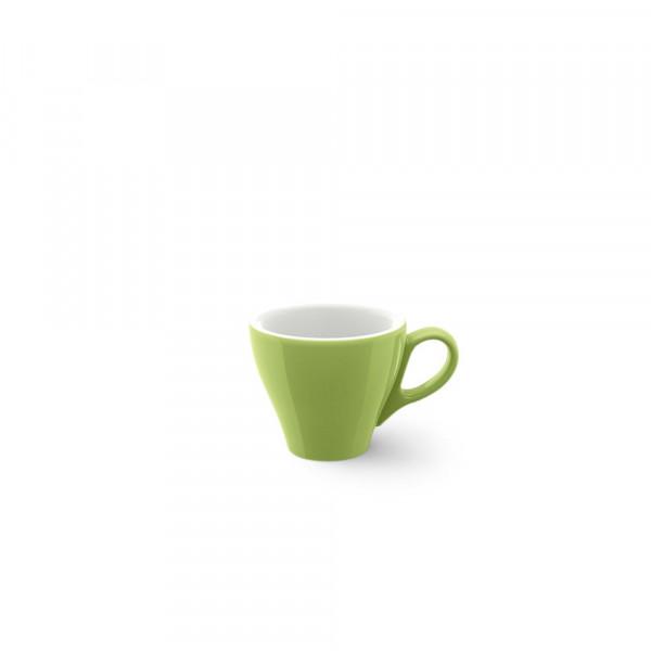 Dibbern Solid Color maigrün Espresso Obertasse 0,09 l Classico