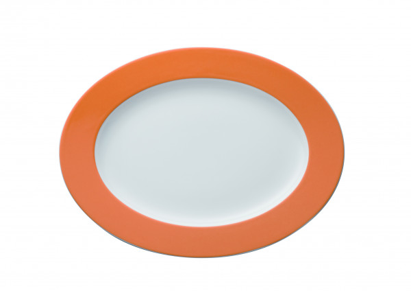 Thomas Sunny Day Orange Platte 33 cm