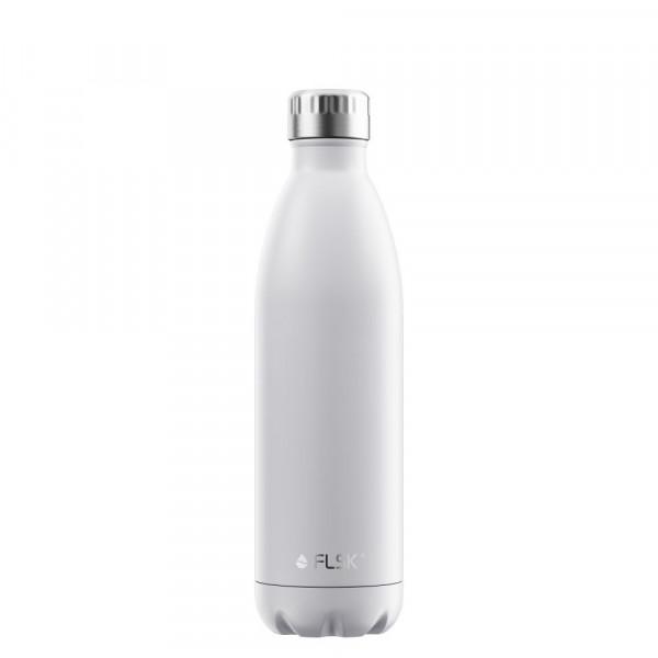 FLSK Vakuum Isolierflasche 750 ml White