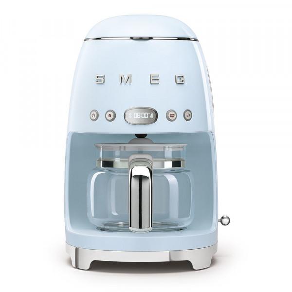 Smeg Retro Filterkaffeemaschine pastellblau