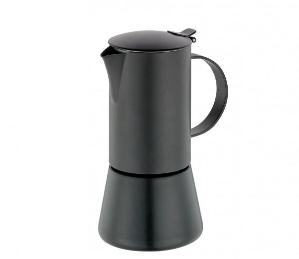 Cilio Aida Nera Espressokocher 6 Tassen