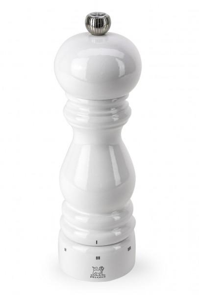 Peugeot Paris U-Select Salzmühle 18 cm weiss lackiert