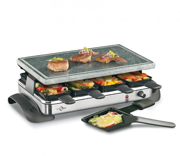 Küchenprofi Exclusive Raclette 8 Personen