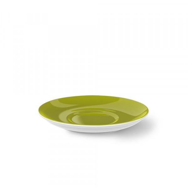 Dibbern Solid Color oliv Kaffee Untertasse