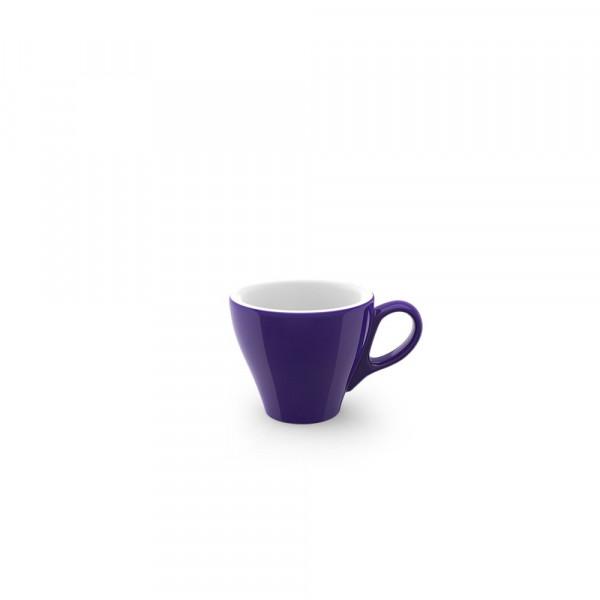 Dibbern Solid Color violett Espresso Obertasse Classico 0,09 l