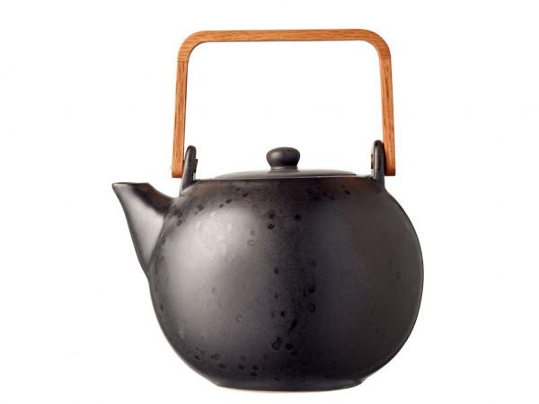 Bitz Teekanne schwarz 1,2 l