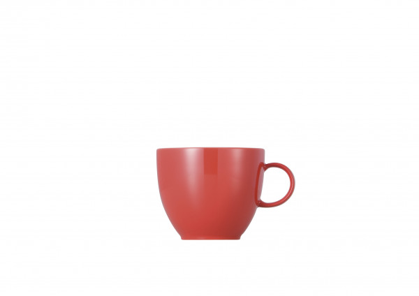 Thomas Sunny Day New Red Kaffee-Obertasse