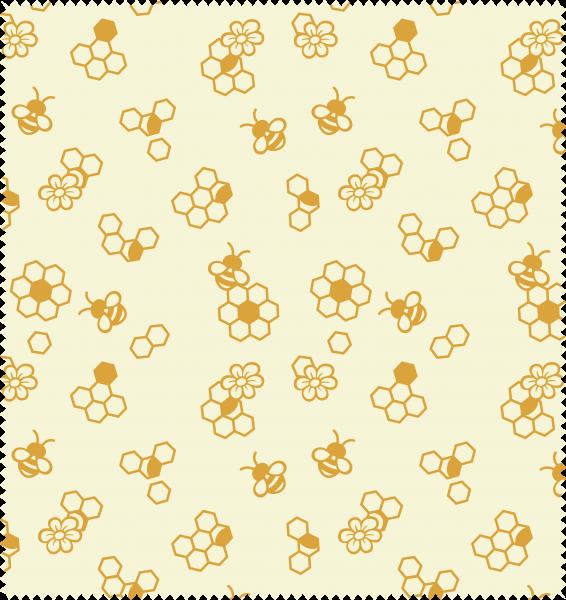 Nuts Innovations Wachstücher Honigwaben-Tuch