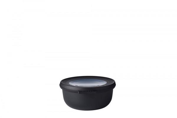 Mepal Cirqula Multi Bowl Vorratsdose mit Deckel 350 ml nordic black