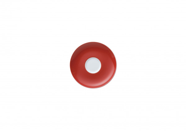 Thomas Sunny Day New Red Espresso-/Mokka-Untertasse