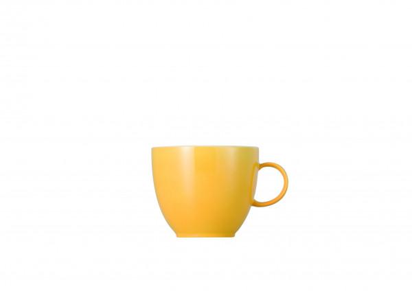 Thomas Sunny Day Yellow Kaffee-Obertasse