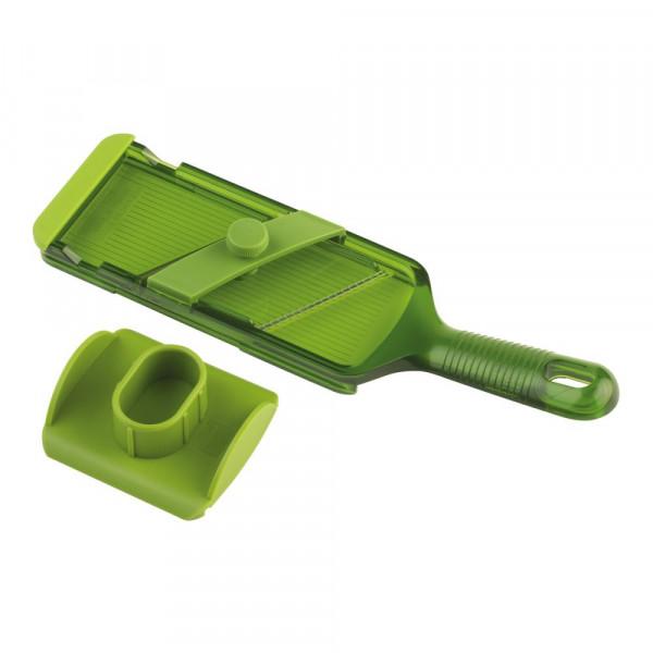 Kuhn Rikon Gemüsehobel einstellbar grün