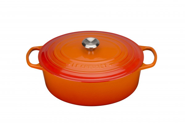 Le Creuset Gusseisen ofenrot Bräter oval 33 cm