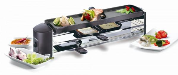 Stöckli Cheeseboard Raclette Grill 4 Pfännchen