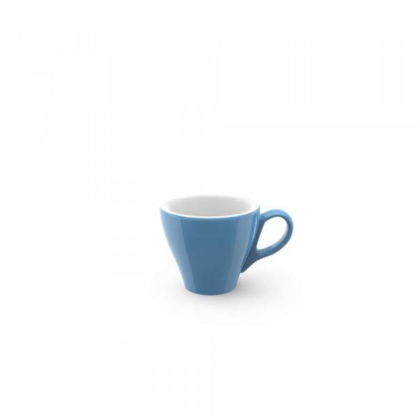 Dibbern Solid Color vintage blue Espresso Obertasse Classico 0,09 l
