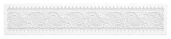 Städter Retro Bordüren-Matte 39 cm x 7,5 cm