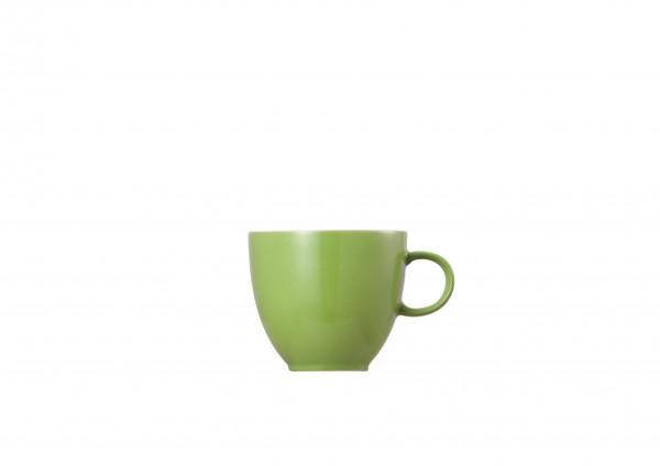 Thomas Sunny Day Apple Green Espresso-/ Mokka-Obertasse
