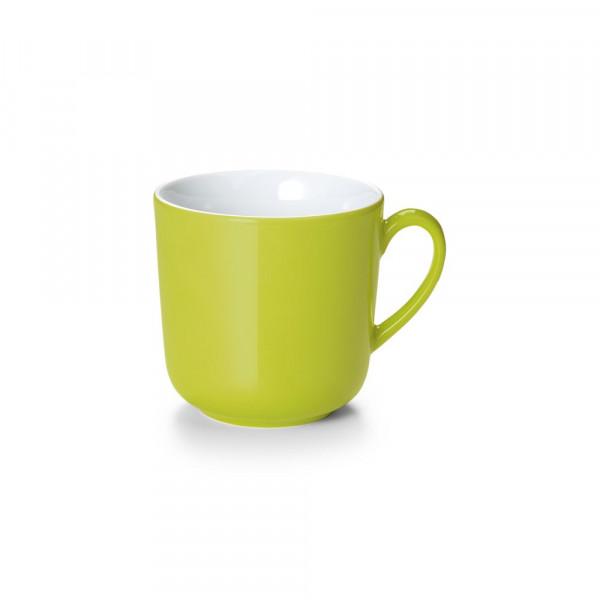 Dibbern Solid Color limone Becher mit Henkel 0,32 l