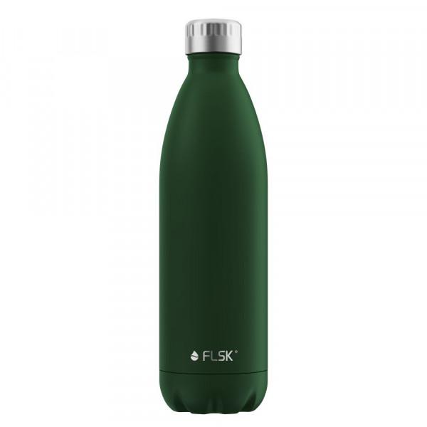 FLSK Vakuum Isolierflasche 1000 ml Forest