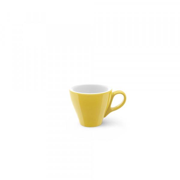 Dibbern Solid Color sonnengelb Espresso Obertasse Classico 0,09 l