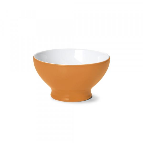 Dibbern Solid Color orange Bol 0,5 l