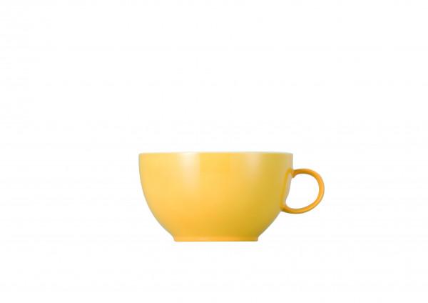 Thomas Sunny Day Yellow Cappuccino-Obertasse