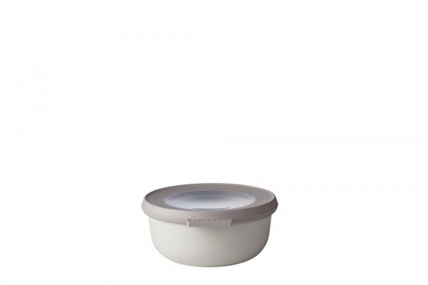 Mepal Cirqula Multi Bowl Vorratsdose mit Deckel 350 ml nordic white