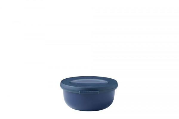 Mepal Cirqula Multi Bowl Vorratsdose mit Deckel 350 ml nordic denim