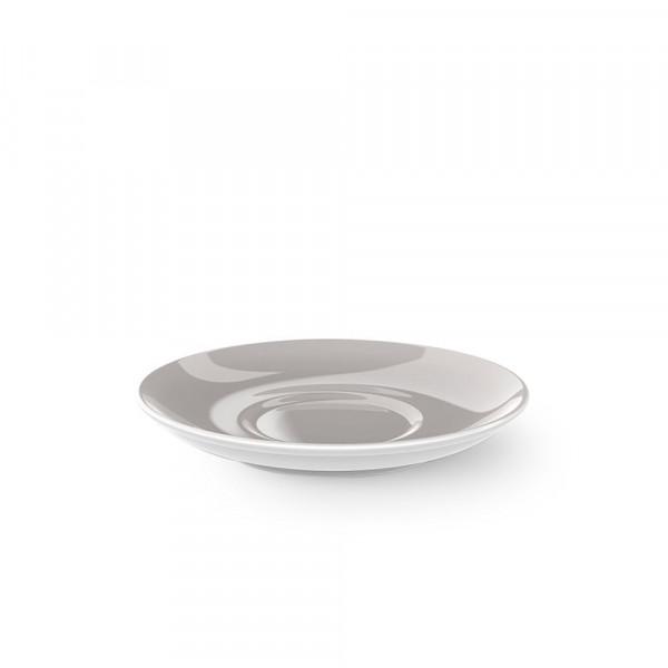 Dibbern Solid Color pearl Kaffee-Untertasse