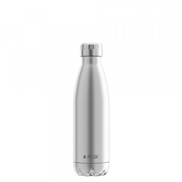FLSK Vakuum Isolierflasche 500 ml Stainless