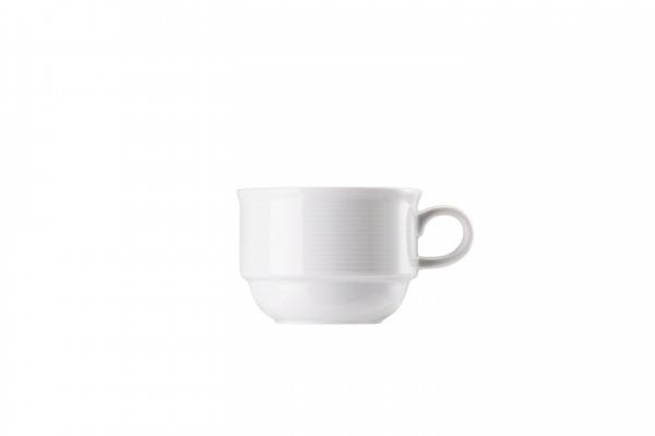 Thomas Trend weiß Tee-Obertasse stapelbar
