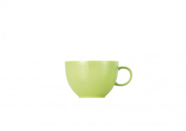 Thomas Sunny Day Apple Green Tee-Obertasse