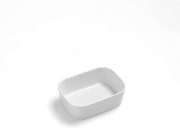 Rosti Dish Modula Auflaufform weiß 15x11x5 cm