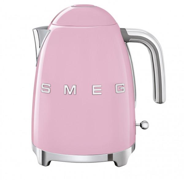Smeg Retro Wasserkocher cadillac pink