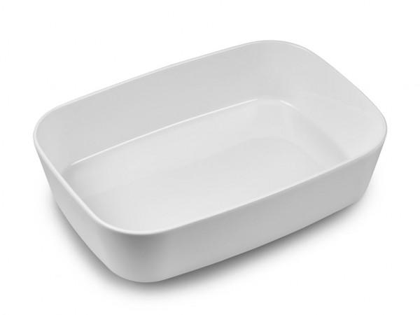 Rosti Dish Modula Auflaufform weiß 35x25x8 cm