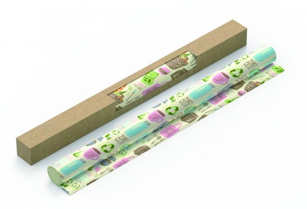 Nuts Innovations Bienenwachs Wrap Zero Waste Rolle 32x90 cm