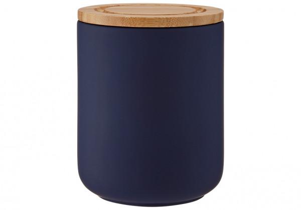 Ladelle Stak Soft Mattiert Vorratsdose 13 cm marinblau