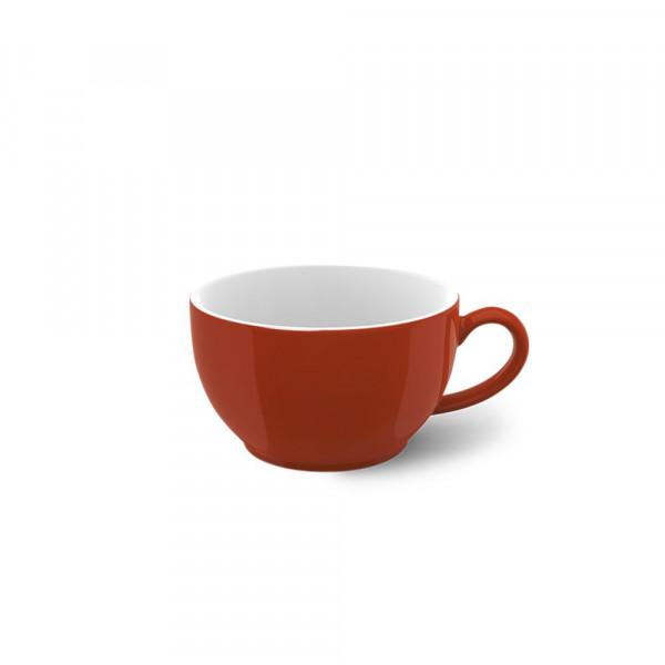 Dibbern Solid Color paprika Kaffee Obertasse 0,25 l