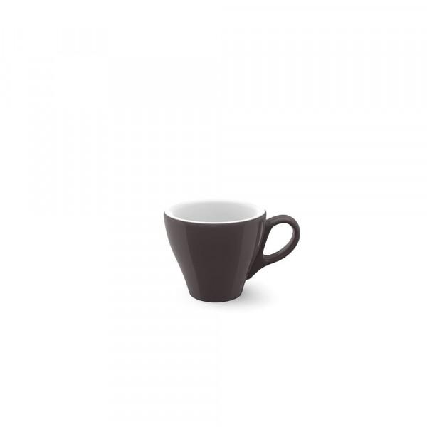 Dibbern Solid Color umbra Espresso Obertasse Classico 0,09 l