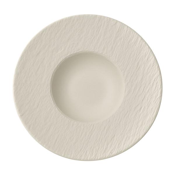 Villeroy & Boch Manufacture Rock blanc Pastateller 29 cm