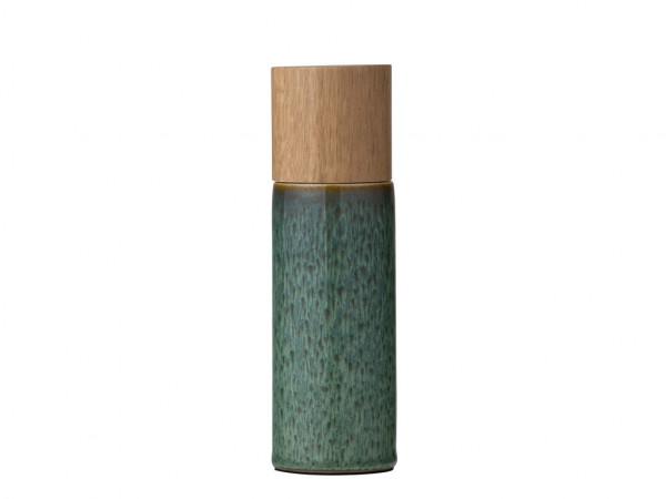 Bitz Gastro Pfeffermühle 16,7 cm grün