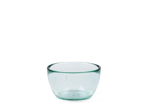 Bitz Kusintha Glas-Schälchen grün 12 cm