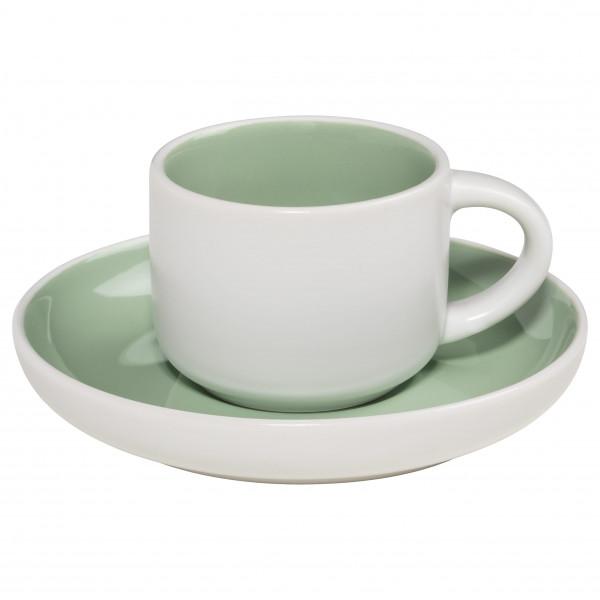 Maxwell & Williams Tint Espressotasse mit Untere Mint