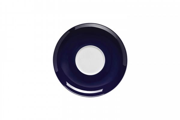 Thomas Sunny Day Cobalt Blue Cappuccino-Untertasse