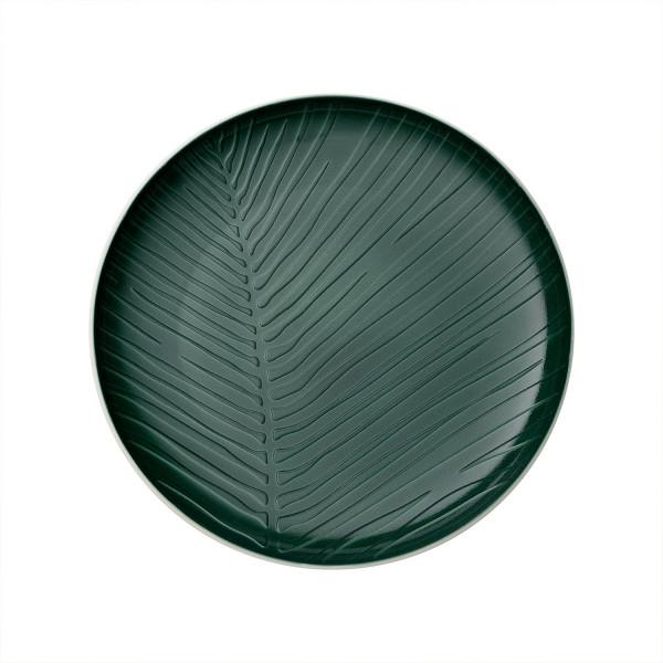 Villeroy & Boch it´s my match green Teller Leaf
