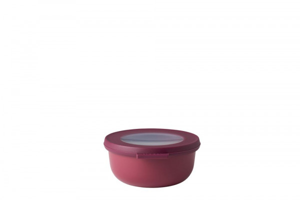 Mepal Cirqula Multi Bowl Vorratsdose mit Deckel 350 ml nordic berry